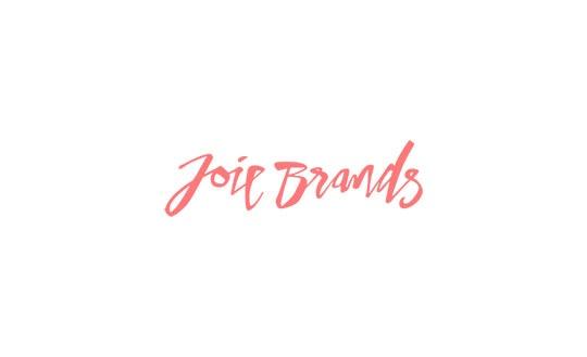 Joie Brands Website by Nexa, Dubai