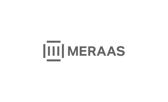 Meraas Logo, Nexa Digital, UAE