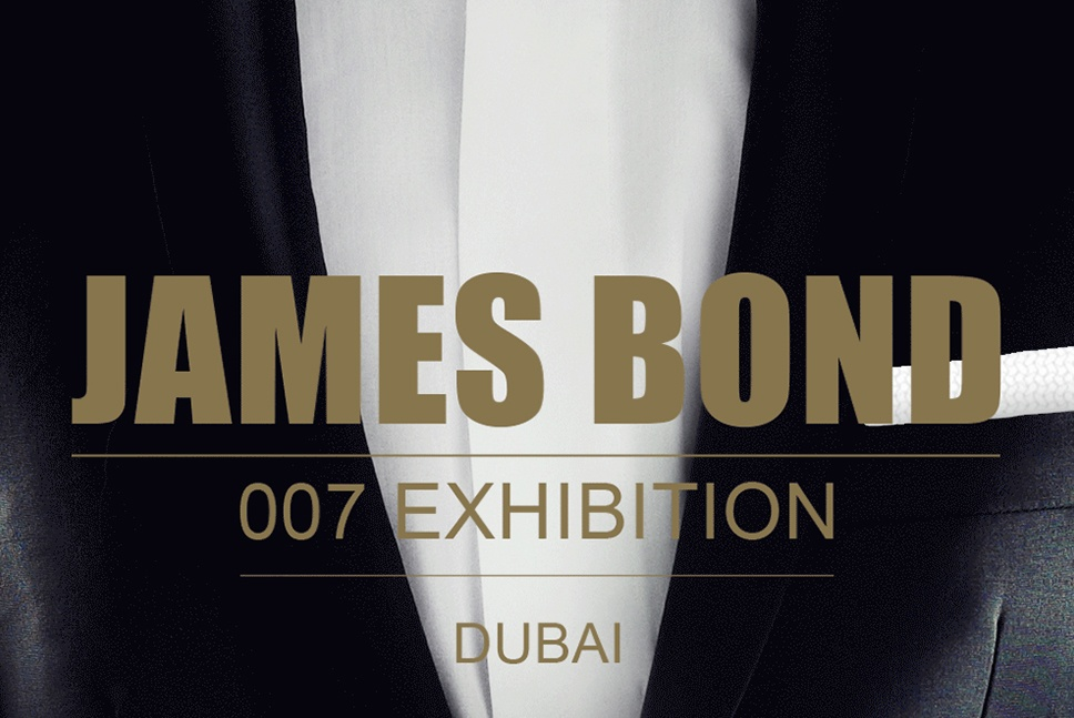 James Bond Exhibition - Dubai, Launched by Nexa
