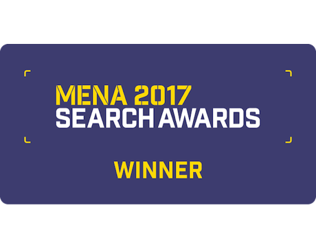 2017 MENA Search Award Winners