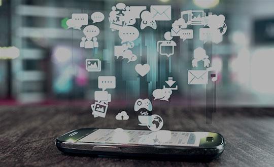 Mobile Application Marketing on Social Media with Nexa, Dubai