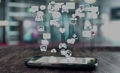 Mobile Application Marketing on Social Media with Nexa, London