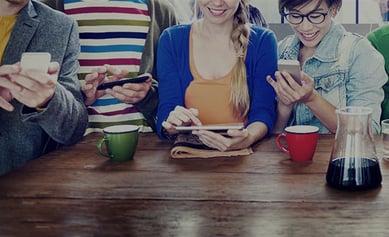 Social Media Community Management with Nexa, Dubai