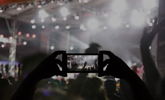 Social Media for Events with Nexa, Dubai