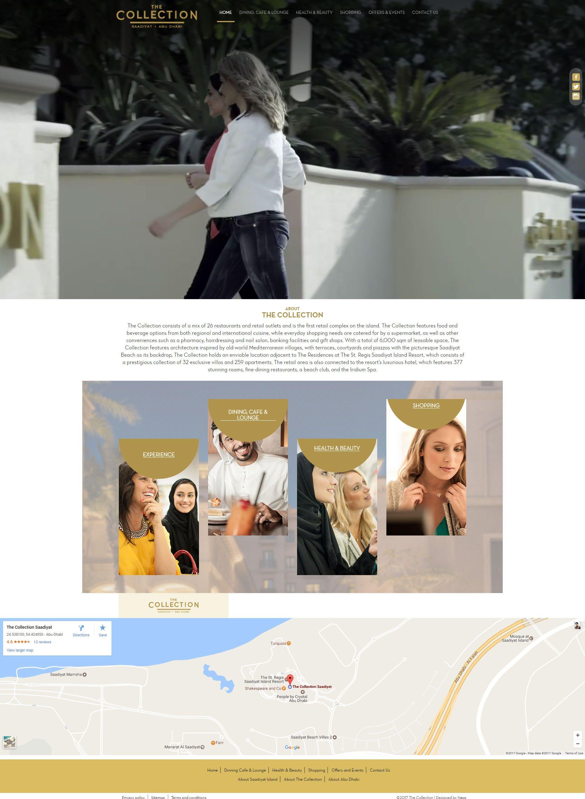 The Collection - Nexa Portfolio