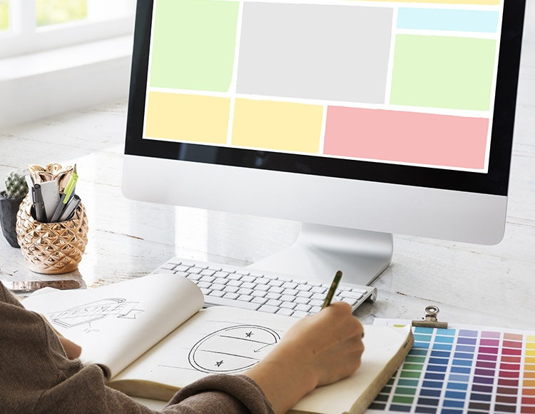 Website Content Creation - Products and Services