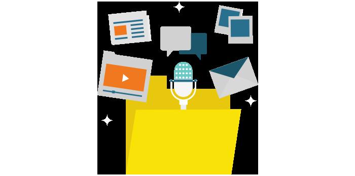 Content Creation & Distribution Services with Nexa, Dubai