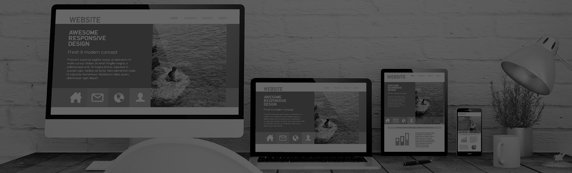 Website Design & Development Services, Nexa, Dubai