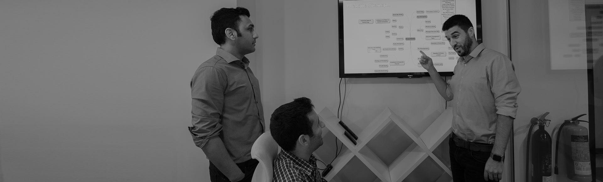 Website Strategy Development & Consultancy with Nexa, Dubai
