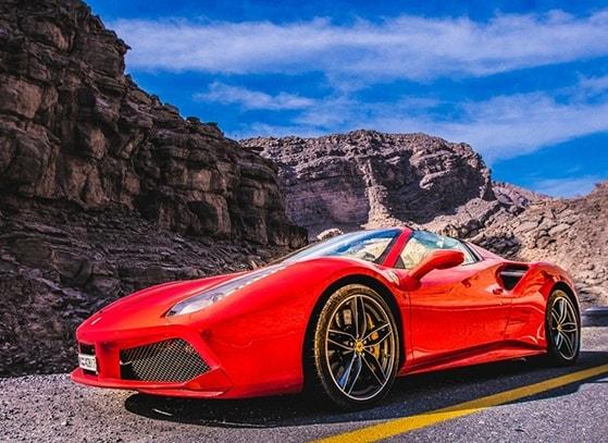 Ferrari Case Study, Nexa Digital, Dubai