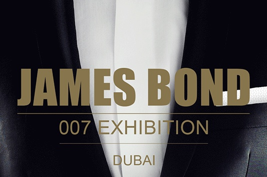 James Bond Exhibiton